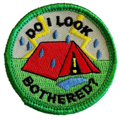 Small Camp Fun Badges
