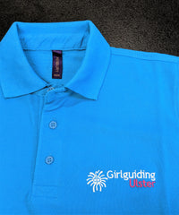 Girlguiding Ulster Polo Shirt