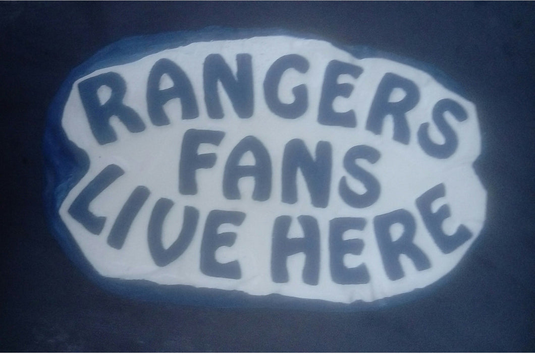 Rangers Supporters' Plaque