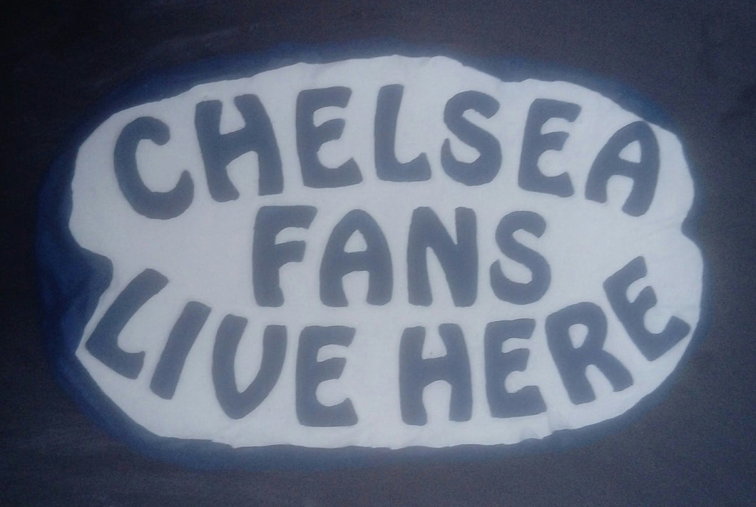 Chelsea Supporters' Plaque