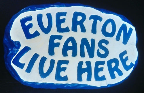Everton Supporters' Plaque
