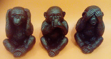 Cheeky monkeys (Hear, See and Say no evil)