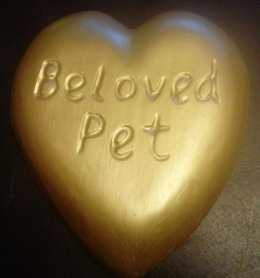 Beloved Pet Plaque