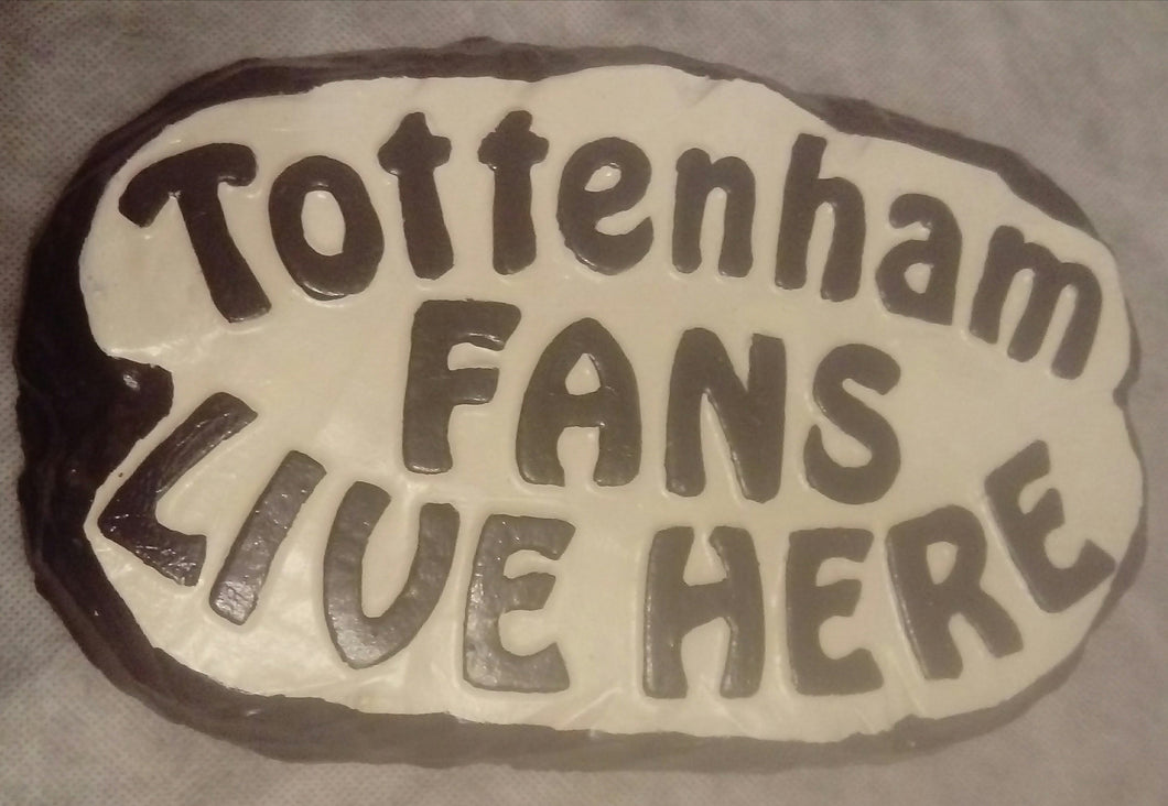 Tottenham Supporters' Plaque