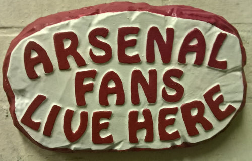 Arsenal Supporters' Plaque