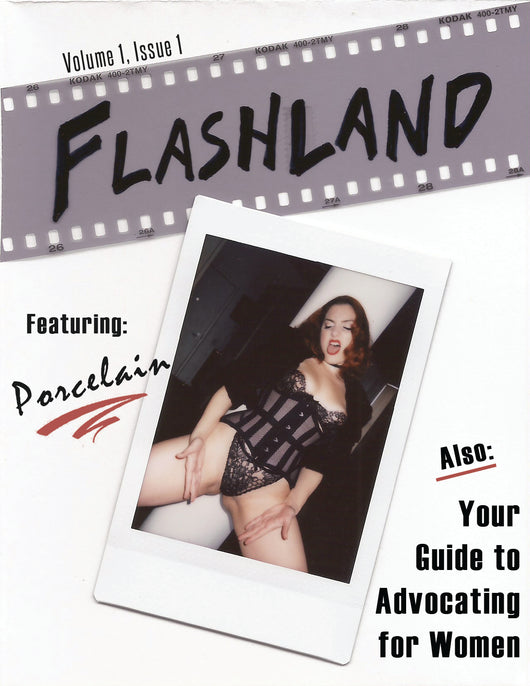Flashland Vol. 1, Issue 1