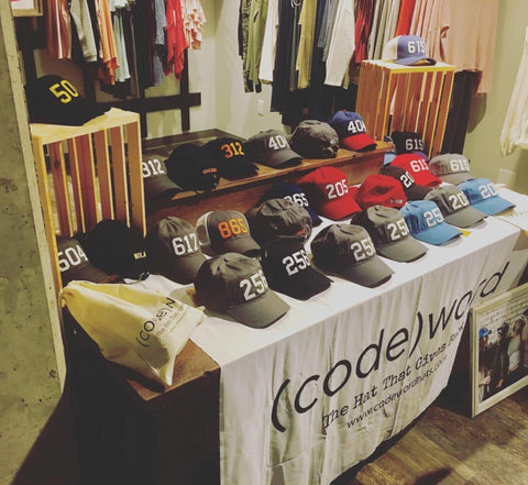 Wholesale Codeword Hats
