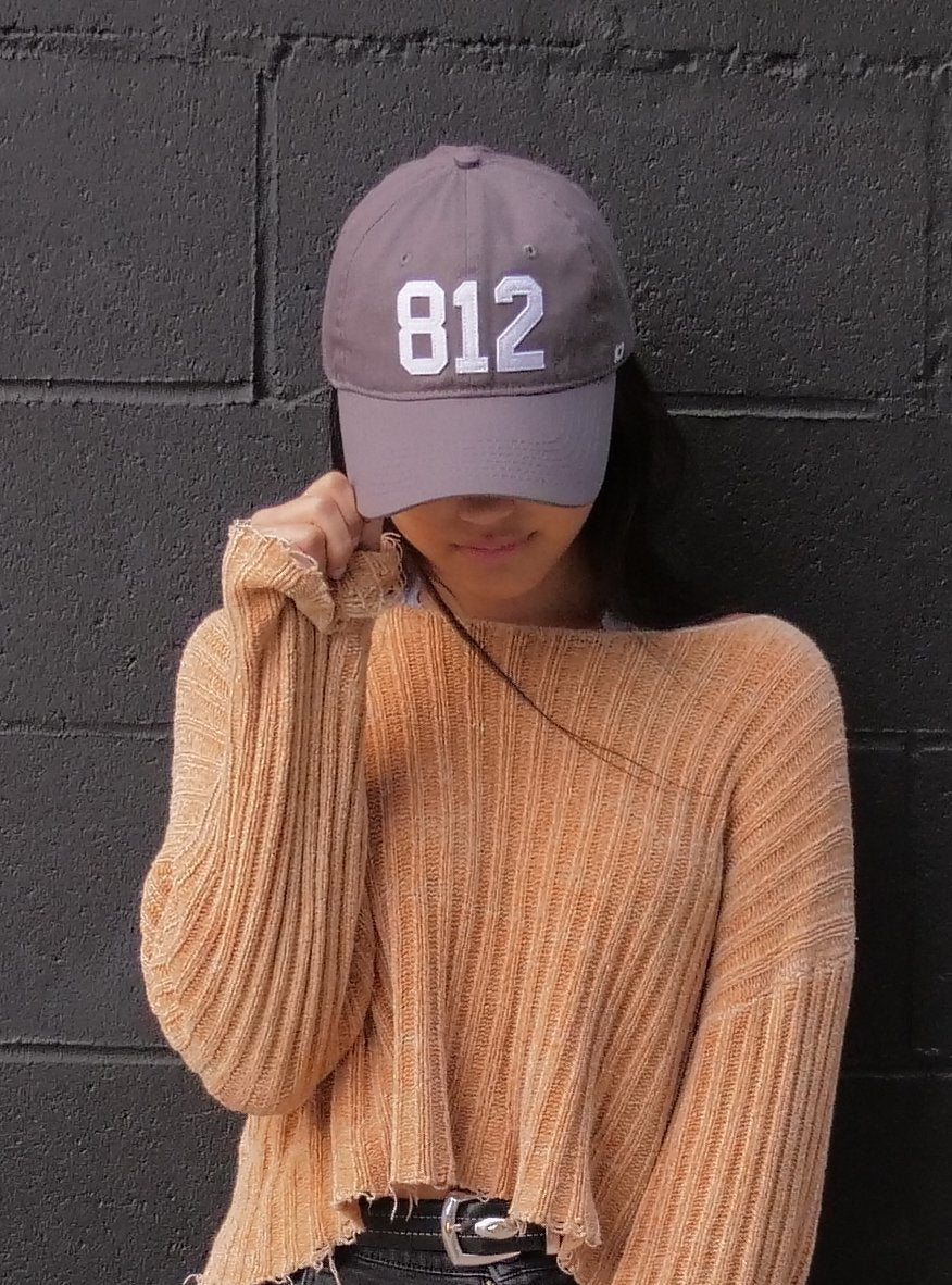 812 - INDIANA (Grey Cap)