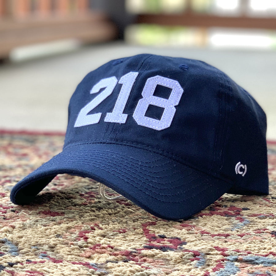 218 - UP NORTH (Navy Cap) CLEARANCE