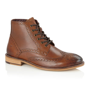 Gatsby Boot Chestnut