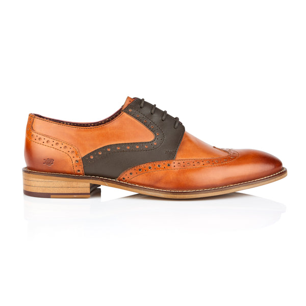 Tommy Derby Tan/Brown