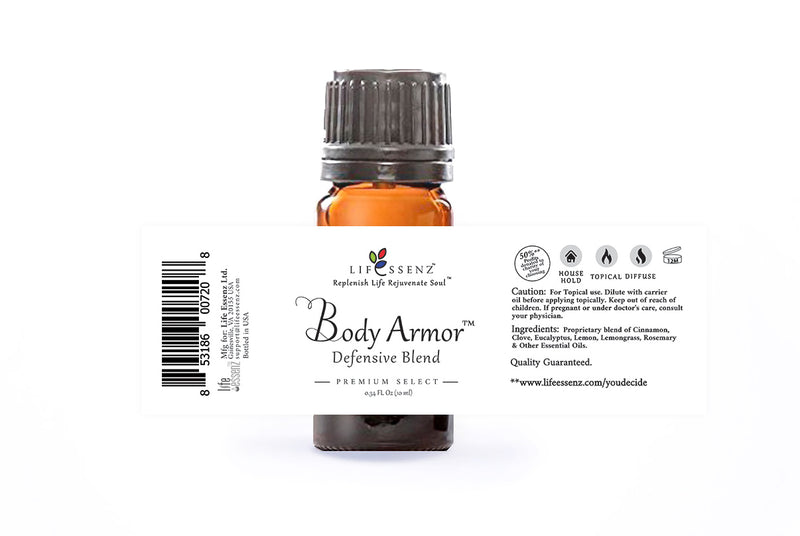 Life Essenz Body Armor - Defensive Blend