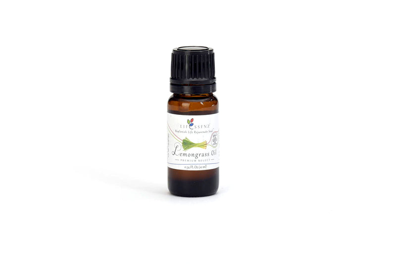 Lemongrass - Lemongrass Essential OIl