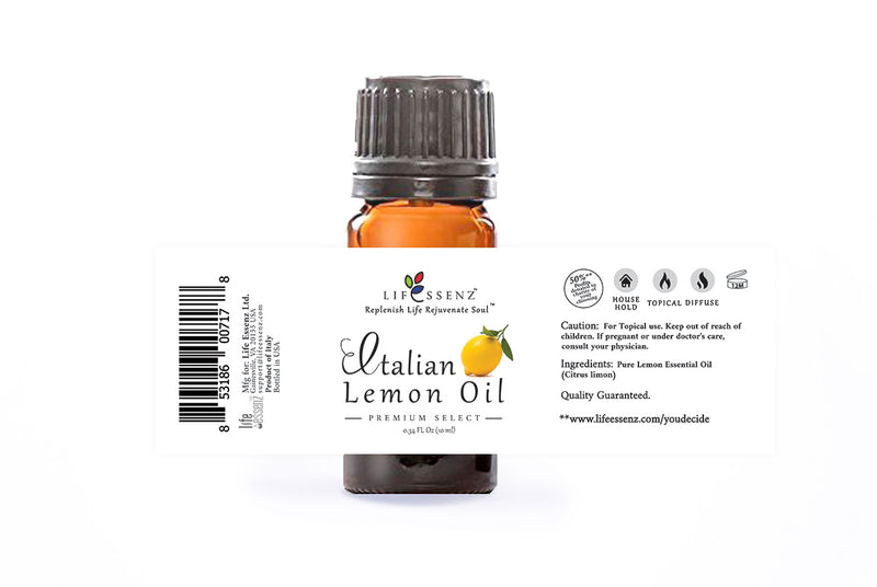 Lemon Essential Oil (Italian)