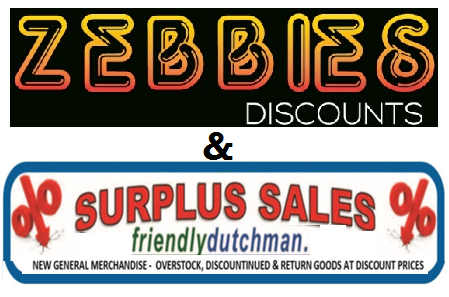 Zebbies Discount Store LLC