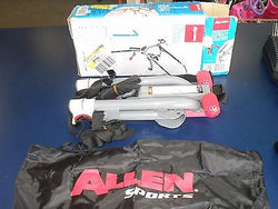 KZ Allen MT-1-Parent Ultra Compact Folding 1-Bike Carrier  - NEW in distressed box