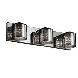 kz home decorators collection 3 light chrome vanity light a 16419 - Home Decorators Collection Lighting