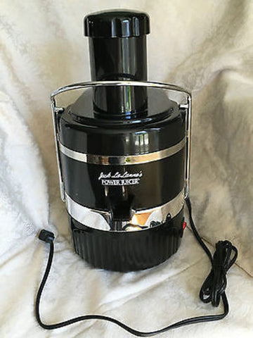 NH Jack LaLanne Power Juicer, Black A
