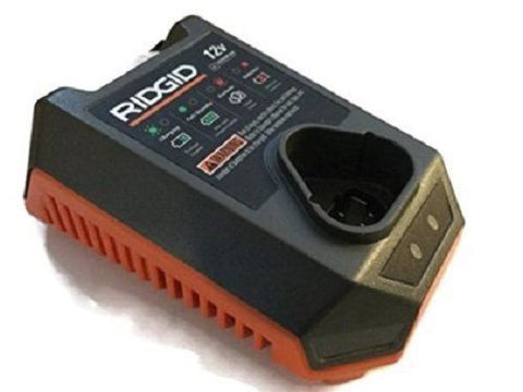 NH Ridgid 12-Volt Battery Charger A