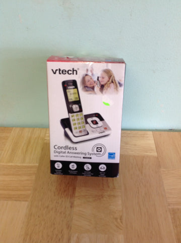 NH VTech DECT 6.0 Handset Cordless Answering System CS6829 A