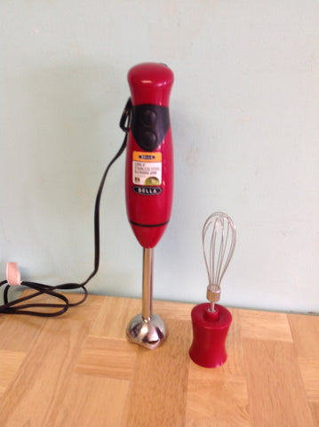 NH Red Bella Immersion Blender 14460 A