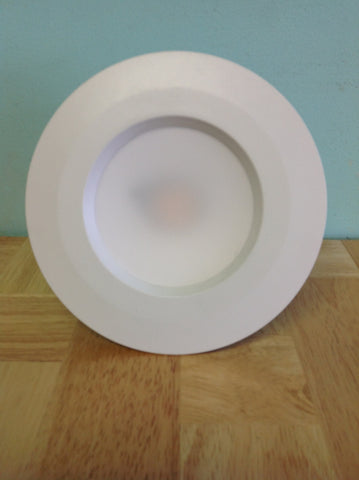 NH Commercial Electric 5 in. and 6 in. White Recessed LED Trim with 2700K, 90 CRI 126 878