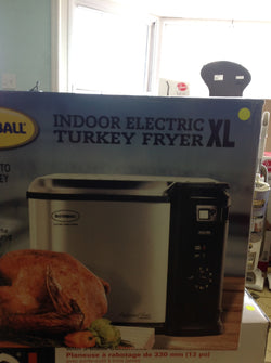 NH Butterball 11-Quart Electric Turkey Fryer with Timer 20011210 B