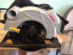 NH 7-1/4 in. 12 Amp Professional Circular Saw With Laser Guide System 69064 B