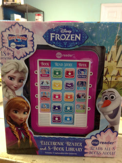 NH Disney Frozen Electronic Reader and 8-Book Library: Me Reader reads all 8 books aloud! 9781503700383 A