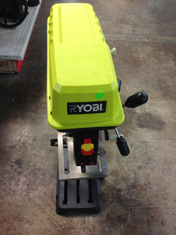 NH Ryobi 10 in. Drill Press with Laser DP103L A