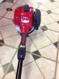 NH Toro 2-Cycle 25.4cc Gas Commercial Straight Shaft String Trimmer 51998 B