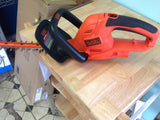 NH BLACK+DECKER 22 in. Corded Hedge Trimmer HT22 B