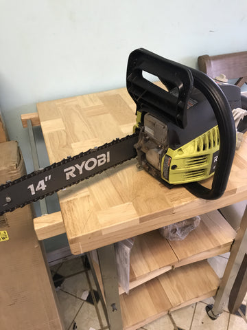 NH Ryobi 14 in. 37cc 2-Cycle Gas Chainsaw RY3714 B