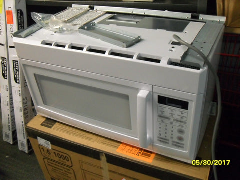 KZ Magic Chef MCO165UW 1.6 cu. ft. Over the Range Microwave in white