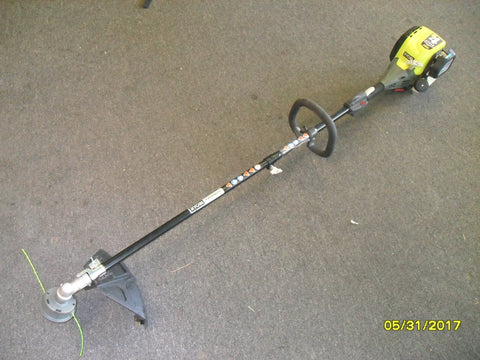 KZ Ryobi RY34447 S430 4-Cycle 30cc Straight Shaft Gas Trimmer