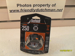 KZ Bushnell TRKR Multi-Color Headlamp, 250 Lumens