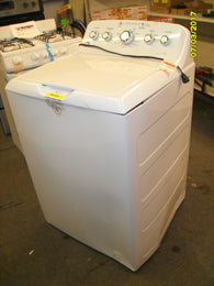 KL GE GTW460 4.2 cu. ft. Top Load Washer in White SCRATCH-N-DENT SALE (#118)