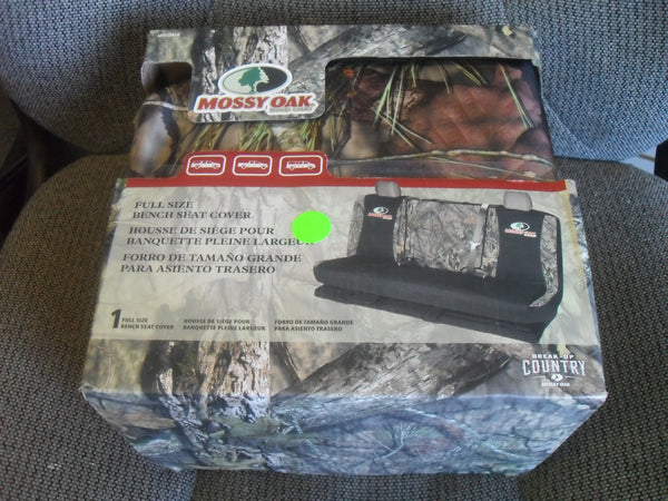 KZ Mossy Oak MSC 5424 Break-Up Country Bench Seat Cover