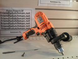 KC Black & Decker DR560  7 Amp 1/2 in. Drill/Driver