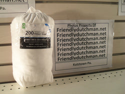 "KZ Mainstays 200-Thread-Count WHITE Queen fitted sheet 60"" x 80"" x 12"""