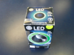 KZ GE 89993 75-Watt Equivalent Soft White A19 LED Light Bulb