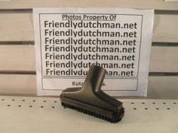 "KZ 5"" Brush - For 1-1/4"" Hose Workshop Vacuum Accessory"