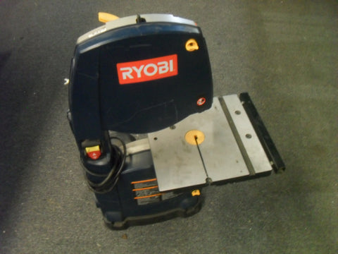 "KZ RYOBI BS901 9"" Benchtop Bandsaw - NEW - INCOMPLETE"