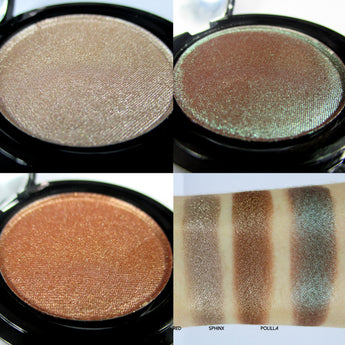 Neutral Eyeshadow Trio