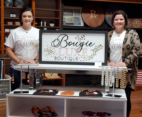 Shop Bougie Luxe Boutique in store!