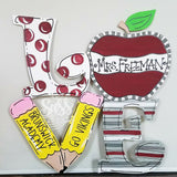 Teacher LOVE design