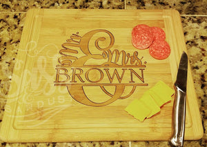 Bamboo Carving Board