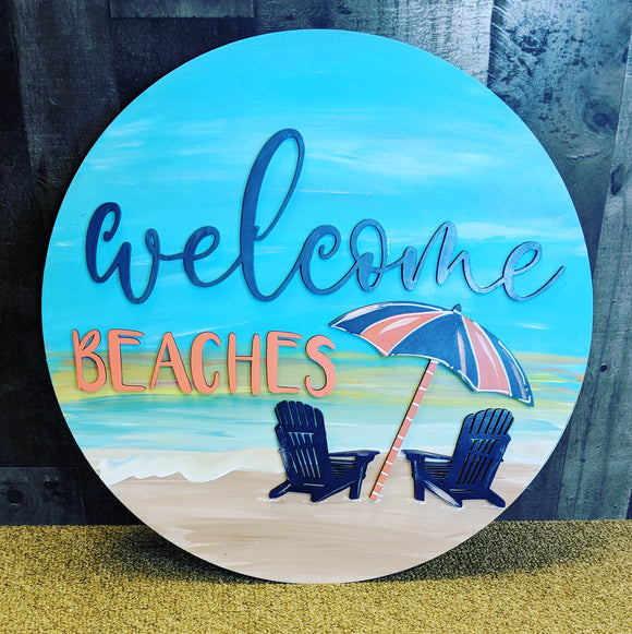 Welcome Beaches