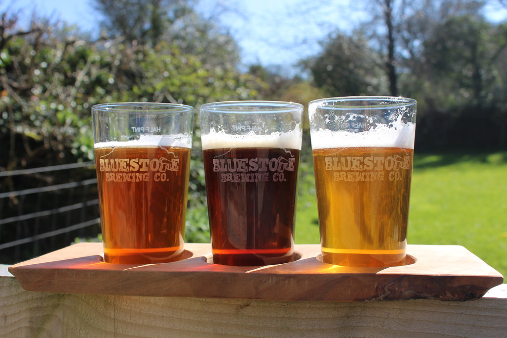 Get to know Bluestone Brewing Co.