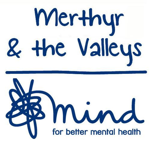STDAVIDS.WALES:Merthyr and The Valleys Mind:MIND:Welsh Charity